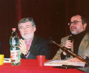 con Sergio Cofferati
